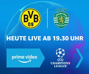 die uefa champions league live bei prime video streamen
