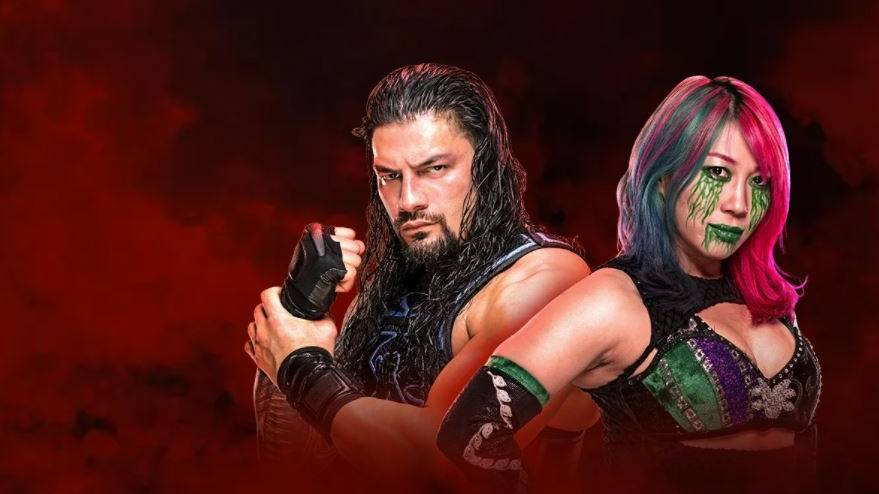 WWE 2K22 roster lineup