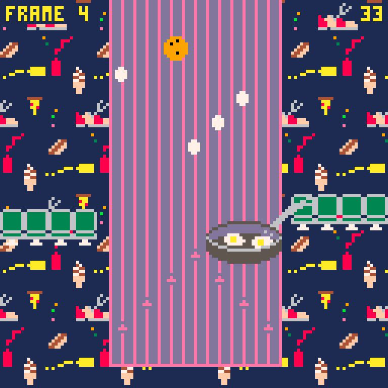 Bowl a perfect game in the funny, free Alfonzo's Bowling Challenge