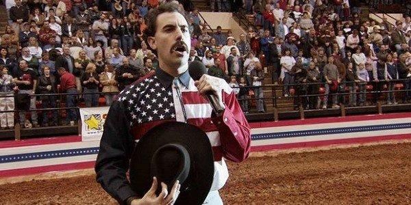 Sacha Baron Cohen in Borat