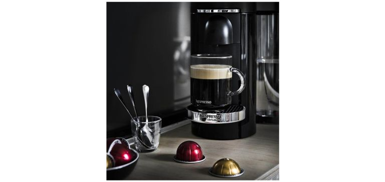 Limited Edition Nespresso Magimix coffee machine