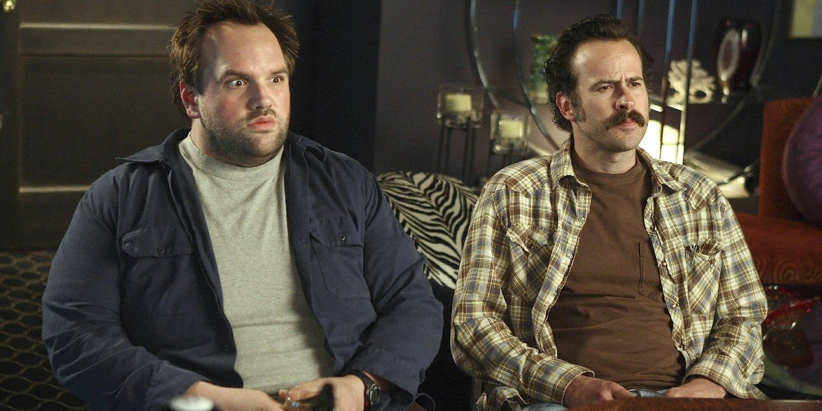 Ethan Suplee, Jason Lee - My Name Is Earl