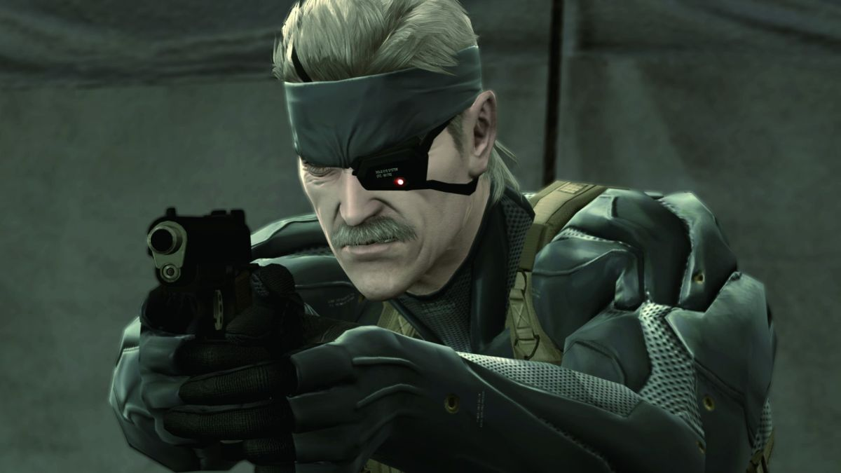 Metal Gear Solid movie director wants to create an animated series with original Snake voice actor