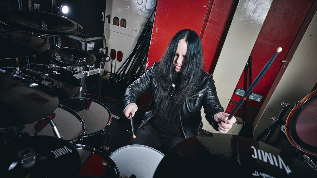"""Joey Jordison: """"I honestly would not change a f***ing thing"""
