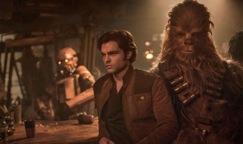 An image from Solo: A Star Wars Story