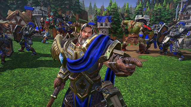 Warcraft 3 Reforged Is Coming In January Pc Gamer