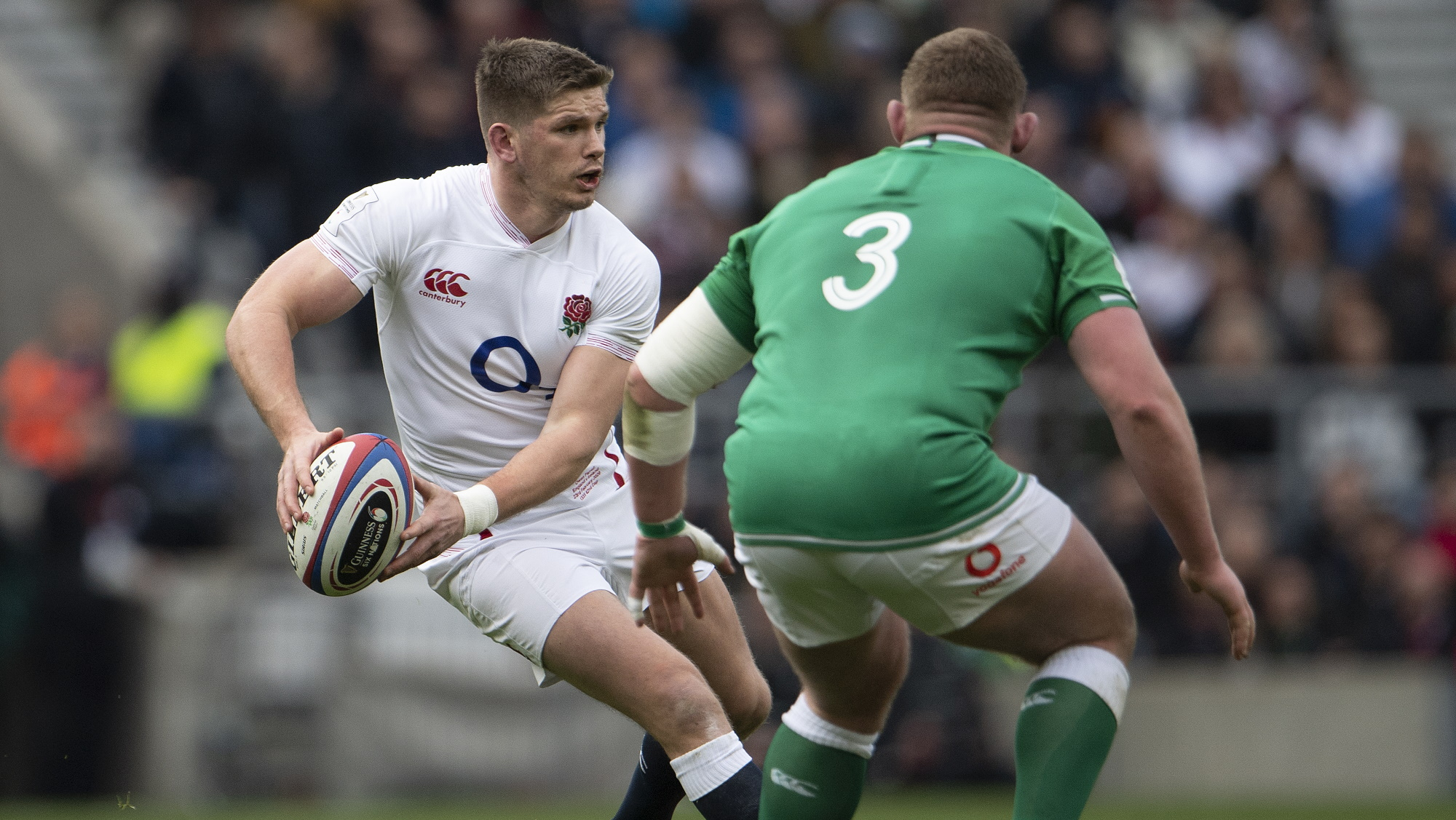 England vs Ireland live stream: how to watch Autumn Nations Cup rugby free and from anywhere thumbnail