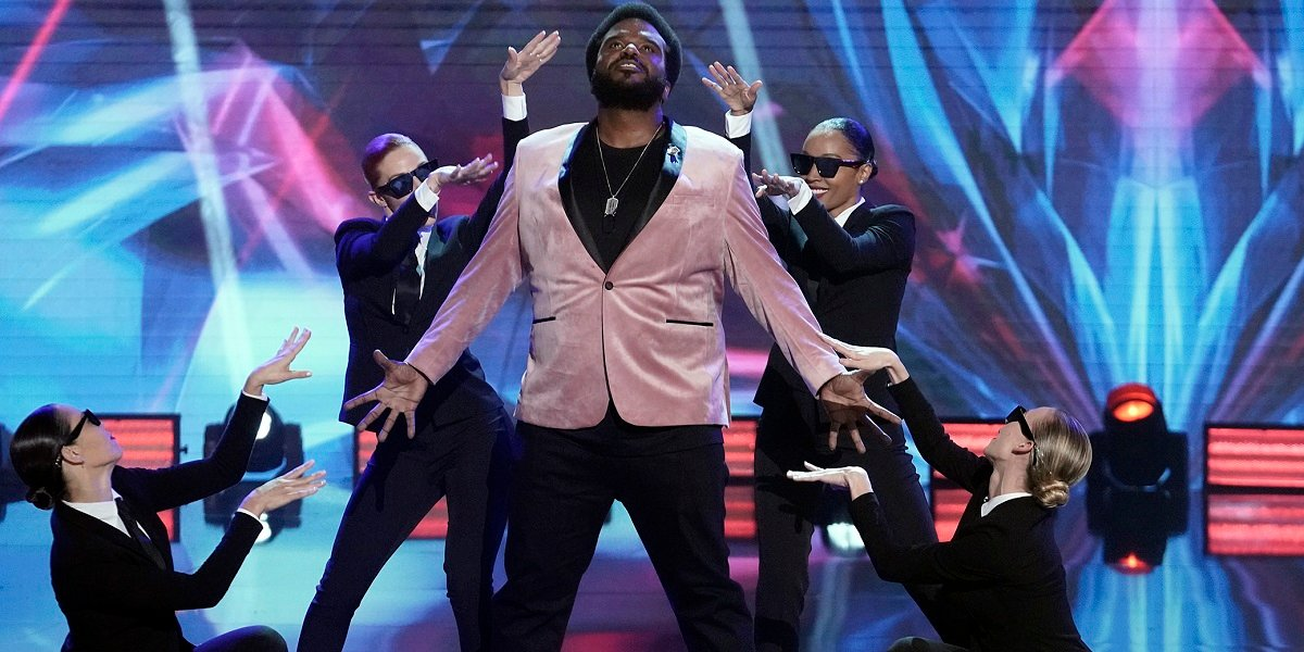 Why The Masked Dancer Host Craig Robinson Is The Real Winner Of The Show