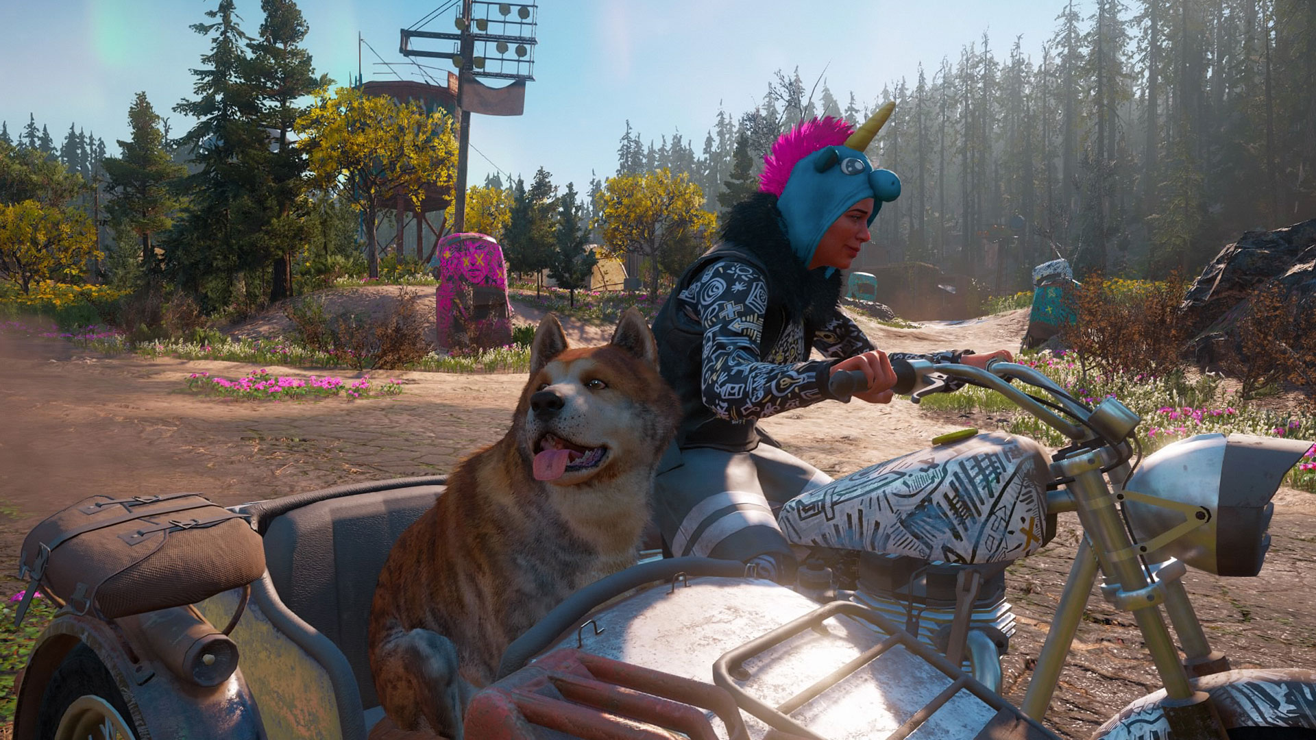 How to unlock Timber the dog in Far Cry New Dawn | GamesRadar+