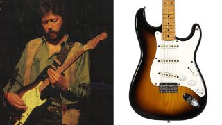 Clapton's Slowhand 1954 Strat is being auctioned