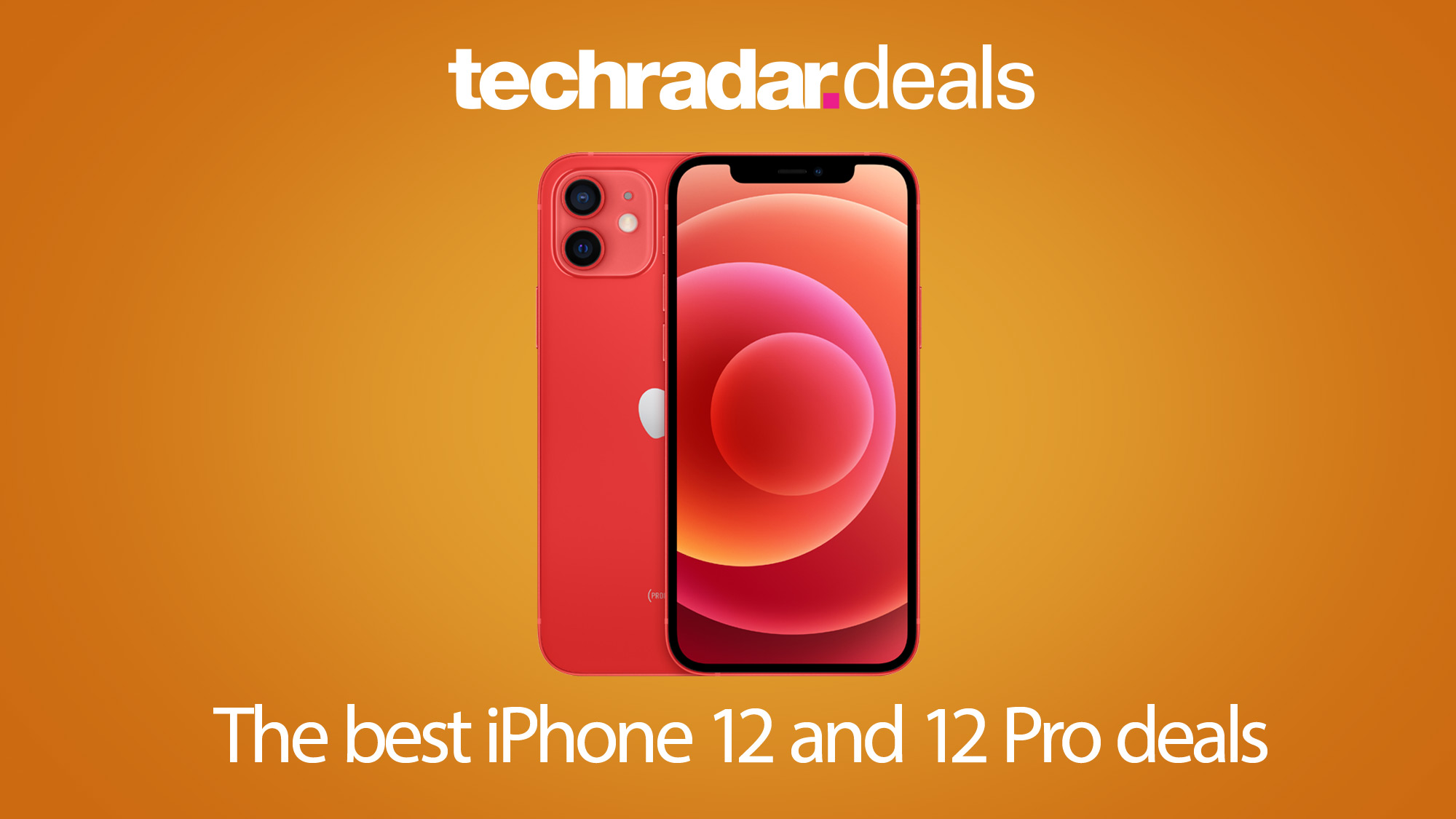 The Best Iphone 12 Deals And Iphone 12 Pro Deals For November 2020 Techradar