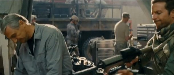 The A-Team Trailer In HD With Screencaps #2204