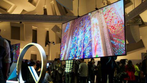 Samsung Q9f Qled Tv Qe65q9f Review Techradar