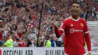 Young Boys vs Manchester United live stream — Cristiano Ronaldo of Manchester United