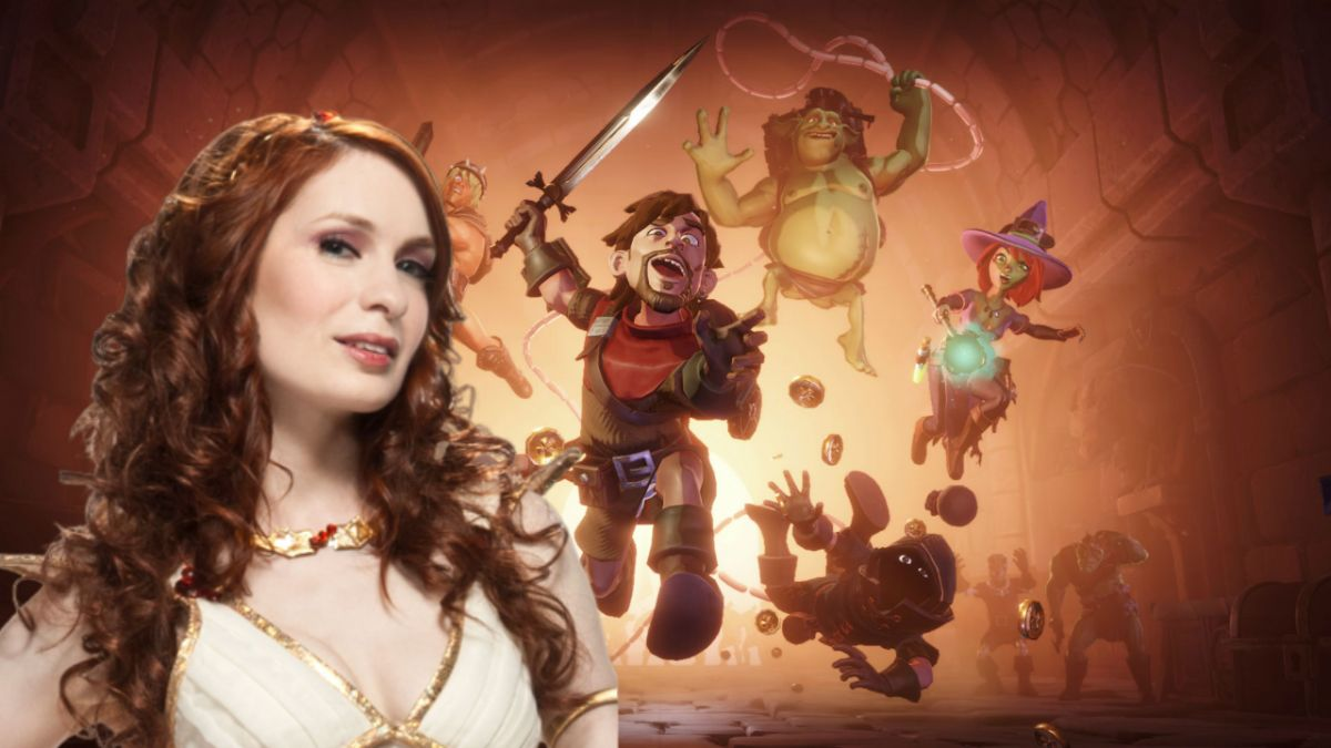 Felicia Day lends her voice to cheeky RPG Dungeon of Naheulbeuk
