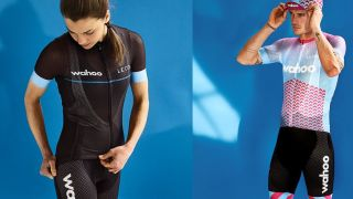 Le Col and Wahoo indoor-specific riding gear
