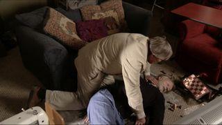 Coronation Street spoilers: Roy Cropper blames himself when Richard Lucas dies after a fall!