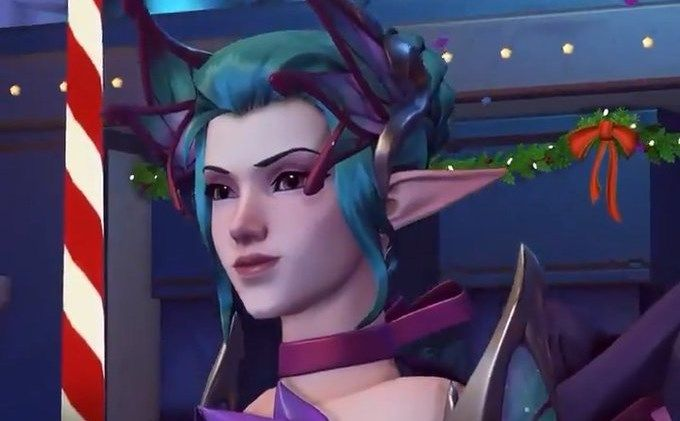 Sugar Plum Fairy Mercy will dance on your grave
