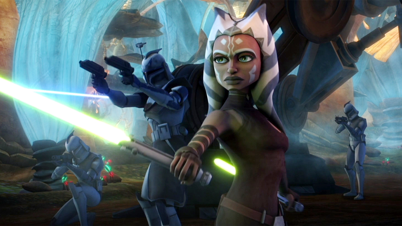 Is It Just Me Or Is The Clone Wars Tv Show Better Than The Original Star Wars Trilogy Gamesradar