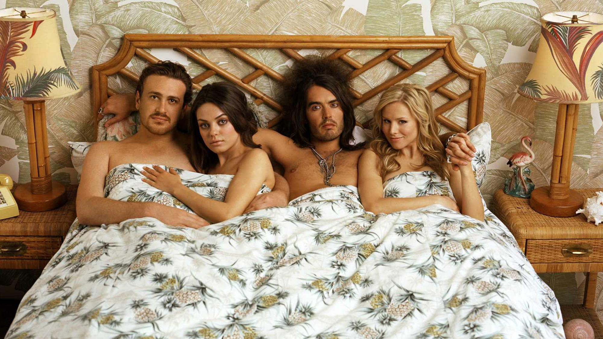Best Peacock movies: Forgetting Sarah Marshall