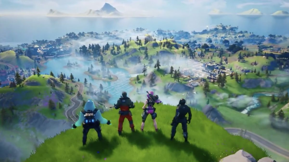 Fortnite Chapter 2 news, updates, maps, trailers, and download sizes