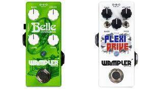 Wampler Plexi-Drive Mini and Belle Overdrive