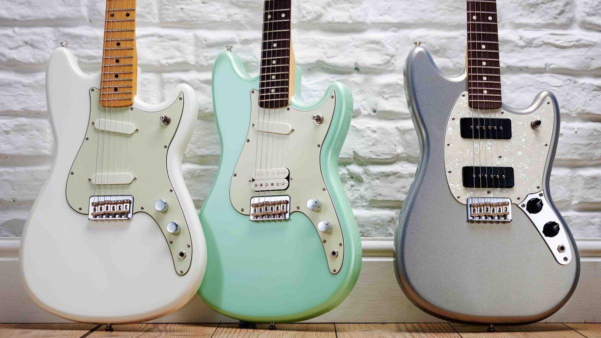 the best budget electric guitars under 500 650 musicradar. Black Bedroom Furniture Sets. Home Design Ideas