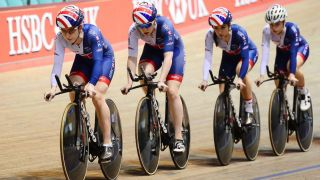 The British women are hoping to reclaim the gold medal they won in 2014