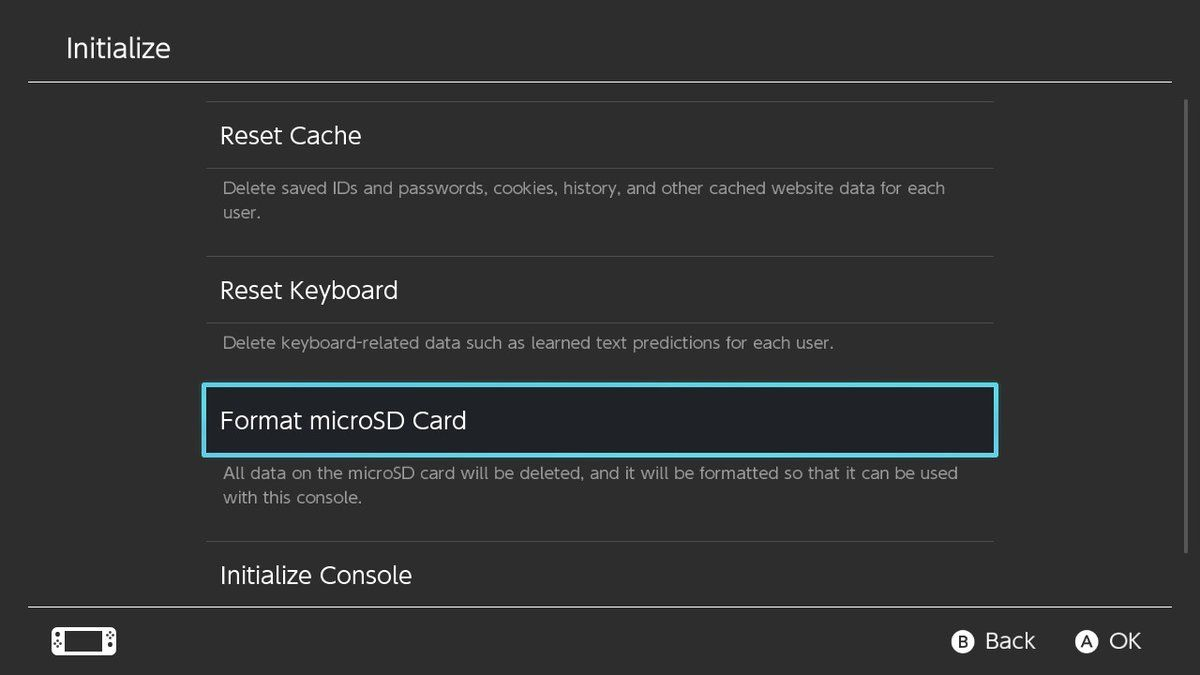 How to Set Up a microSD Card for Nintendo Switch | Tom's Guide