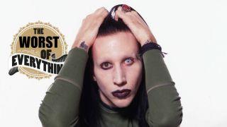 Marilyn Manson's worst 10 songs