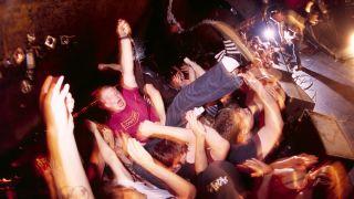 Botch live in 2004