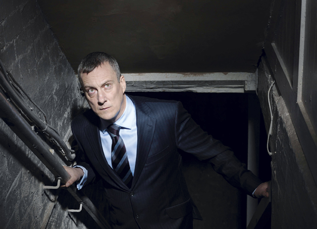 Stephen Tompkinson: 'Banks wants to get justice!'