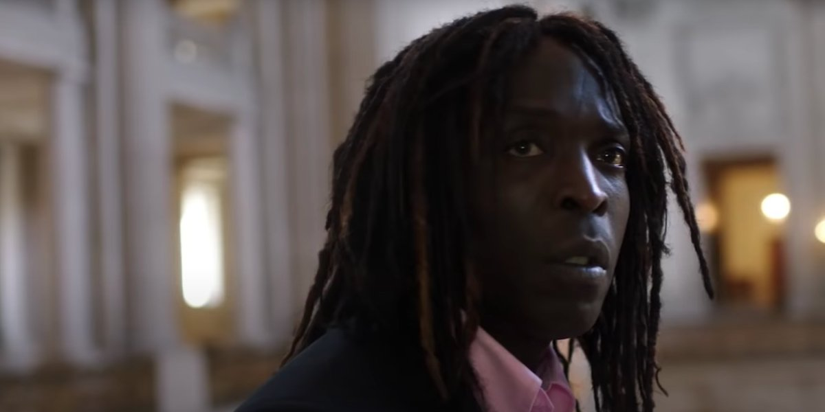 Michael K. Williams on When We Rise