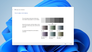 How to Calibrate Your Screen in Windows 11