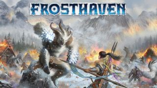 Frosthaven - build your own settlement and explore new realms in this sequel to the Gloomhaven board game