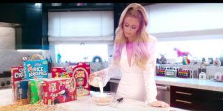 Paris Hilton in Cooking with Paris