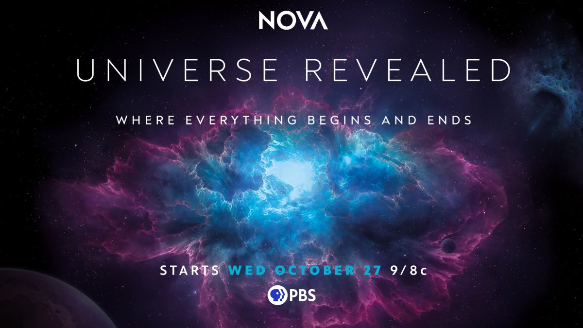 'NOVA Universe Revealed' on PBS brings the cosmos down to Earth tonight