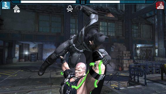 Batman: Arkham Origins Mobile Game Hits App Store #29333