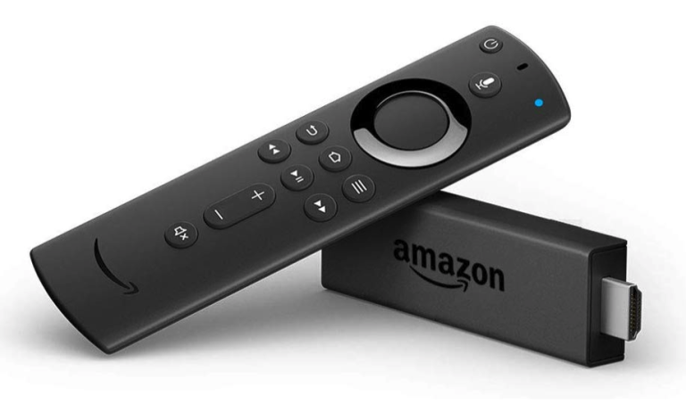Amazon Fire with Alexa voice remote