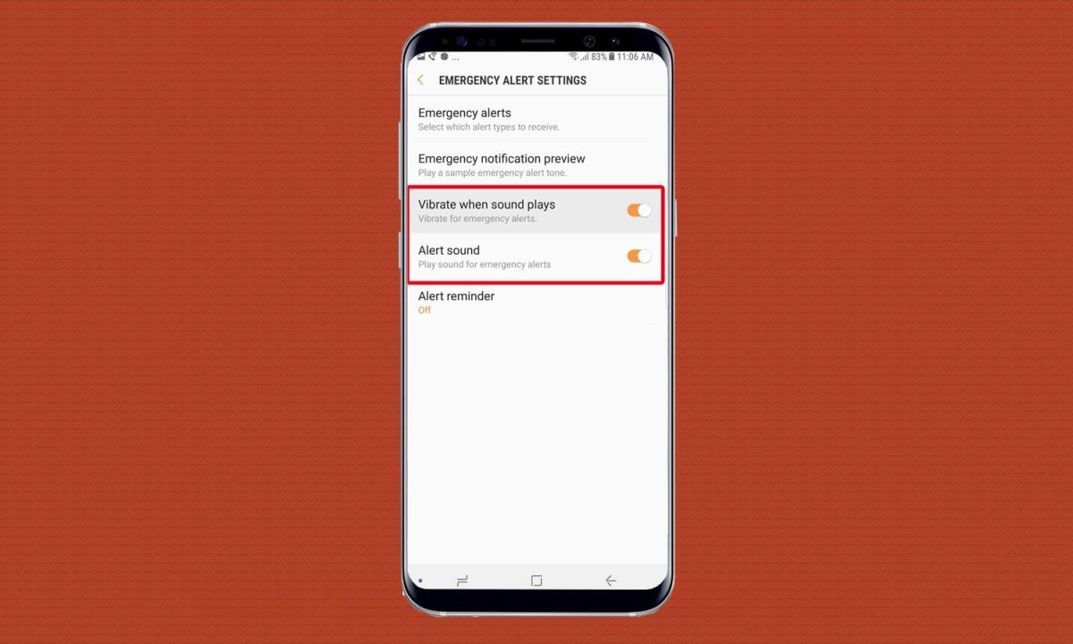 How to Turn Off Emergency Alerts on the Galaxy Note 8 | Tom's Guide
