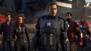 Marvel Avengers campaign