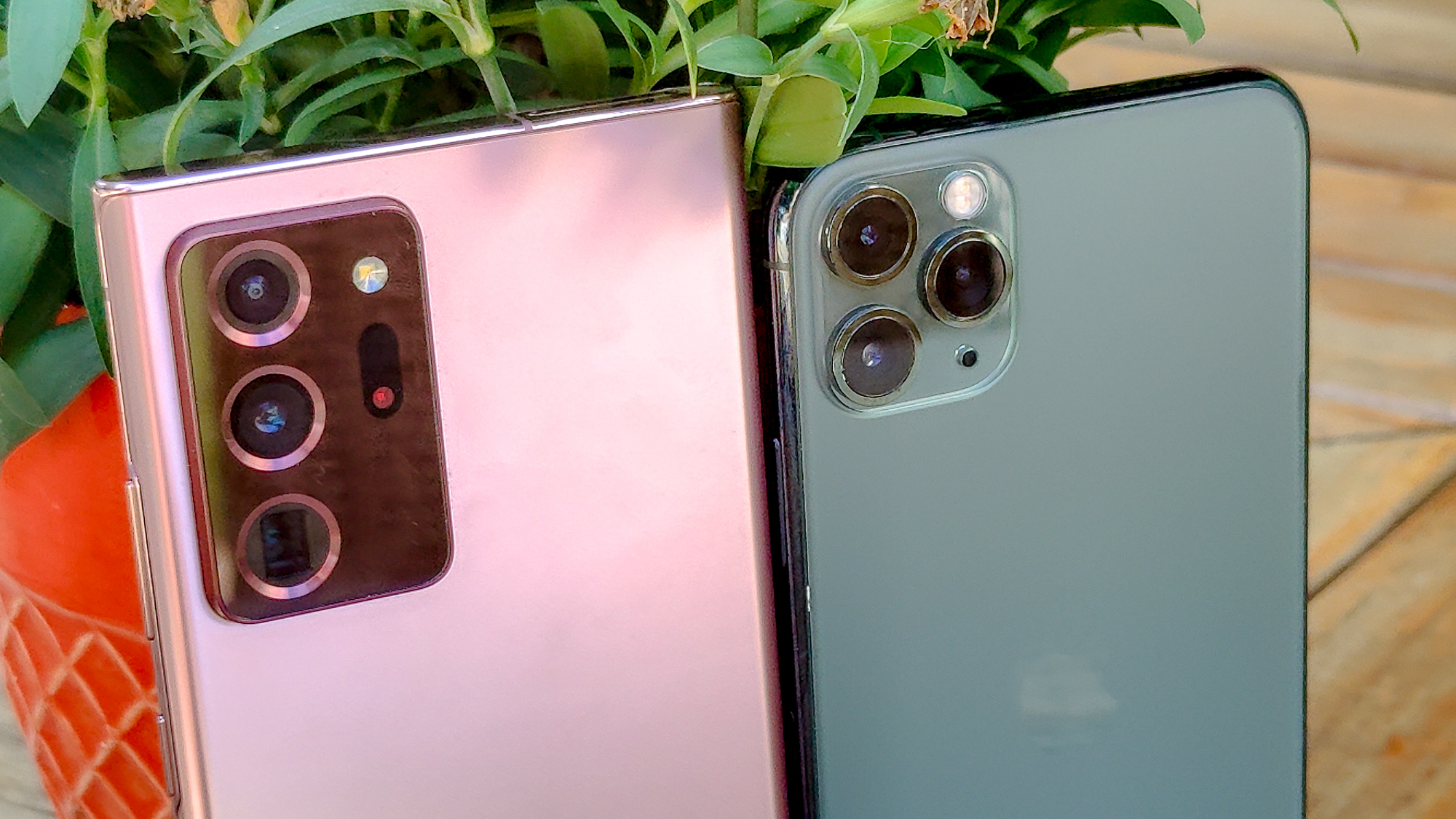 Galaxy Note 20 Ultra Vs Iphone 11 Pro Max Camera Shootout Tom S Guide