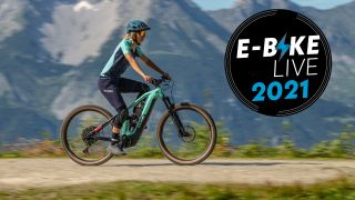 Cube e-bike live
