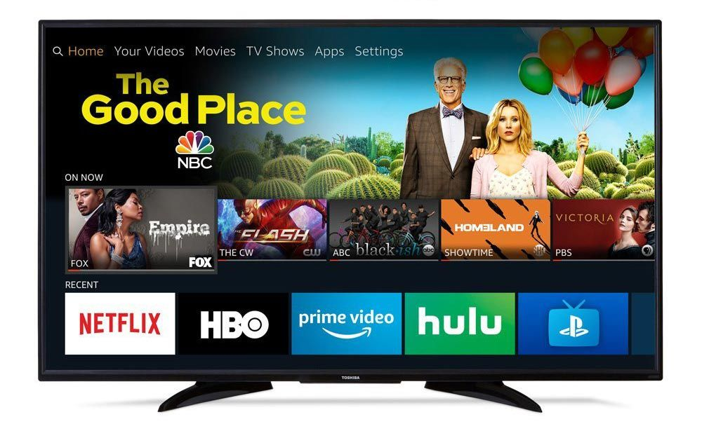 Amazon's Smart TVs Are Terrible, and It's Time for an