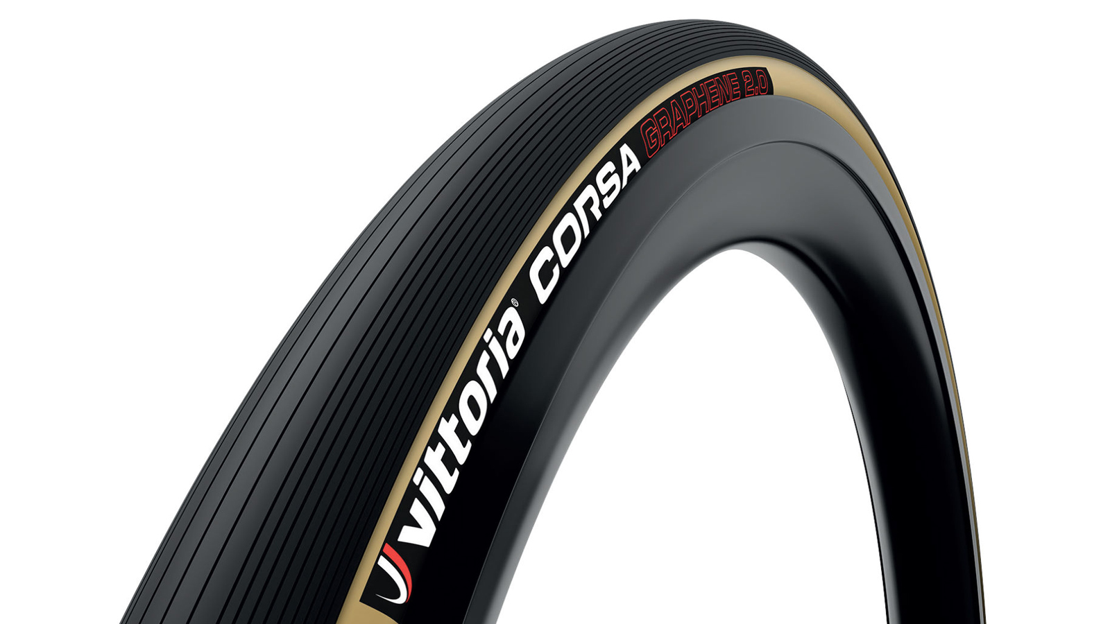 Best Road bike tyres: Vittoria Corsa Graphene 2 tyre