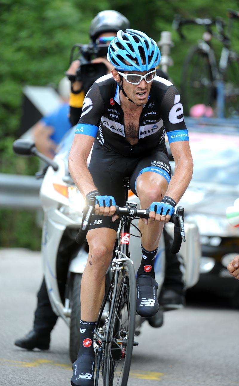 David Millar, Giro d