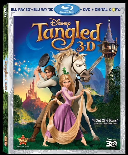Tangled Lets Down Its Hair On Blu-Ray And DVD March 29th #15880