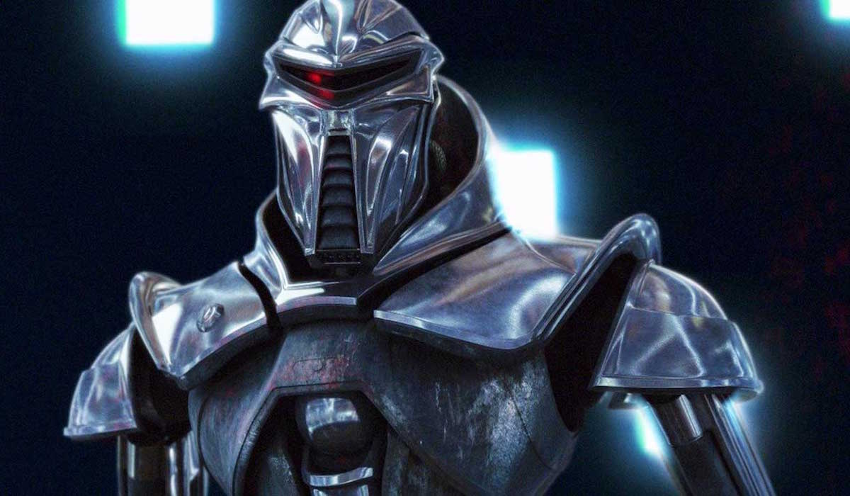 Cylon from reimagined Battlestar Galactica series