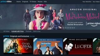 Amazon Prime Video's new shuffle feature finds you something to watch