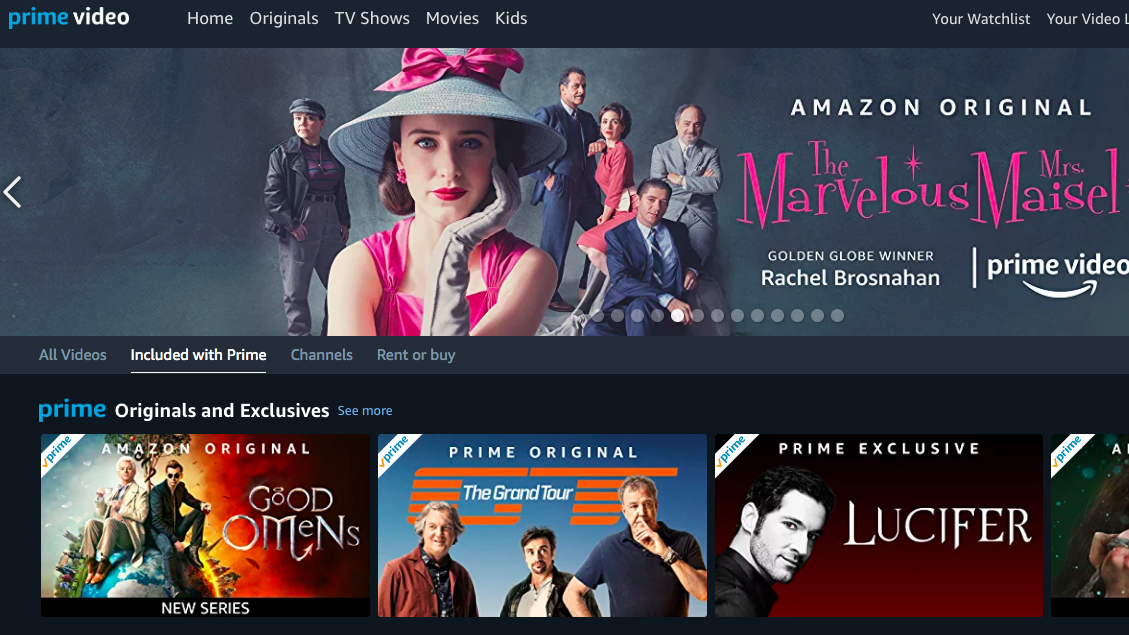 18 Amazon Prime Video Tips 4k Hdr Mobile And Other Features What Hi Fi